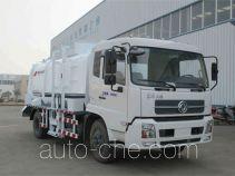 Jinggong Chutian HJG5160ZZZ self-loading garbage truck