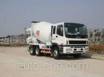 Jinggong Chutian HJG5250GJB concrete mixer truck