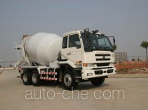 Jinggong Chutian HJG5251GJB concrete mixer truck