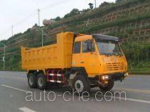 汽尔福牌HJH3242S型自卸汽车