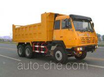 汽尔福牌HJH3243S型自卸汽车
