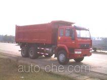 汽尔福牌HJH3251G型自卸汽车