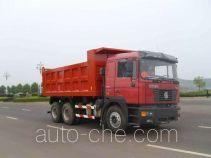 汽尔福牌HJH3252S型自卸汽车
