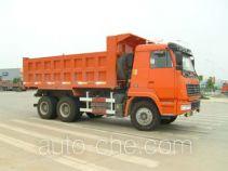 汽尔福牌HJH3252ZK型自卸汽车