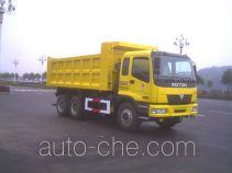 汽尔福牌HJH3253B型自卸汽车