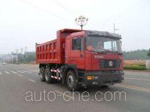 汽尔福牌HJH3253S型自卸汽车