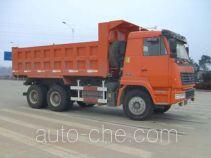 汽尔福牌HJH3253ZK型自卸汽车