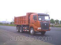 汽尔福牌HJH3254Z型自卸汽车