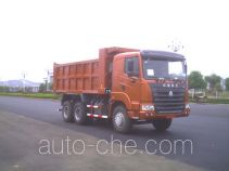 汽尔福牌HJH3255Z型自卸汽车