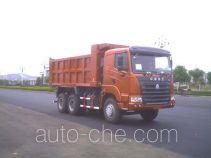 汽尔福牌HJH3256Z型自卸汽车