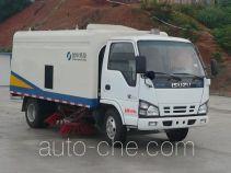 汽尔福牌HJH5060TSLQL4型扫路车
