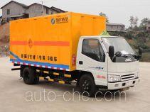 Qierfu HJH5060XYNJX4 fireworks and firecrackers transport truck