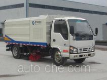 Qierfu HJH5070TXSQL4 street sweeper truck