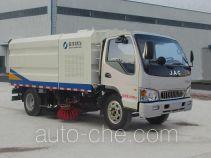 汽尔福牌HJH5080TXSJH4型洗扫车
