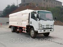 汽尔福牌HJH5100TXSQL4型洗扫车