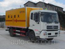 Qierfu HJH5160XQYDF4 explosives transport truck