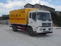 Qierfu HJH5160XYNDF4 fireworks and firecrackers transport truck