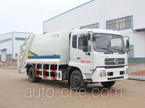 Qierfu HJH5160ZYSDF3 garbage compactor truck