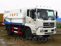 Qierfu HJH5166ZDJDF4 docking garbage compactor truck