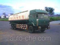 汽尔福牌HJH5240GFLQ型粉粒物料运输车