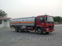 Qierfu HJH5251GHYB chemical liquid tank truck