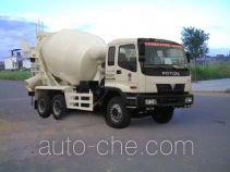 汽尔福牌HJH5251GJB型混凝土搅拌运输车
