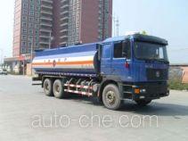Qierfu HJH5254GHYS chemical liquid tank truck