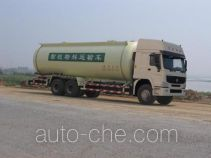 汽尔福牌HJH5257GFLZ型粉粒物料运输车