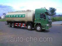汽尔福牌HJH5310GFL型粉粒物料运输车