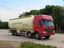 Qierfu HJH5311GFLZ low-density bulk powder transport tank truck