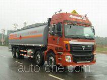 Qierfu HJH5311GHYB chemical liquid tank truck