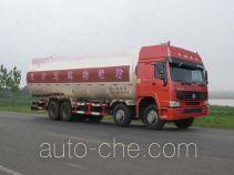 汽尔福牌HJH5317GFLZ型粉粒物料运输车