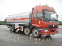 Qierfu HJH5317GHYB chemical liquid tank truck