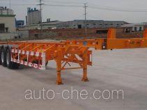 Qierfu HJH9400TJZ container transport trailer