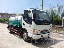 Eguard HJK5070GSS sprinkler machine (water tank truck)