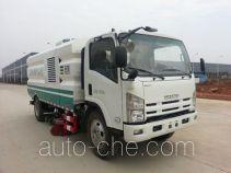 Eguard HJK5100TXS street sweeper truck
