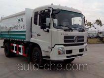 Eguard HJK5121ZLJ dump garbage truck