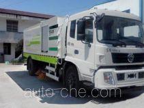 合加牌HJK5160TSL5EQ型扫路车