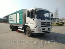 Eguard HJK5160TXS5DF street sweeper truck