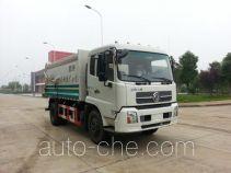 Eguard HJK5161ZDJ docking garbage compactor truck
