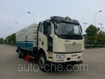 Eguard street sweeper truck