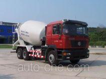 Jiangshan Shenjian HJS5251GJBG concrete mixer truck