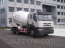 Jiangshan Shenjian HJS5252GJB concrete mixer truck