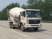 Jiangshan Shenjian HJS5253GJB concrete mixer truck