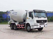 Jiangshan Shenjian HJS5256GJBE concrete mixer truck