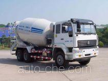 Jiangshan Shenjian HJS5256GJBG concrete mixer truck