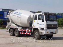 Jiangshan Shenjian HJS5256GJBH concrete mixer truck