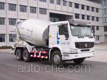 Jiangshan Shenjian HJS5256GJBM concrete mixer truck