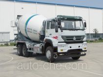 Jiangshan Shenjian HJS5256GJBN1 concrete mixer truck