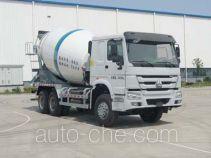 Jiangshan Shenjian HJS5256GJBR concrete mixer truck